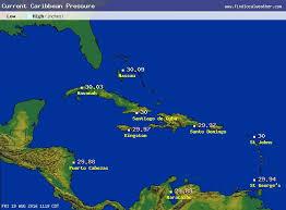 caribbean weather map weather caribbean map iqah