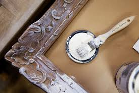 local businesswoman u0027s chalk finish paints give furniture old feel