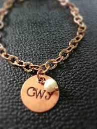 copper charm bracelet images Bracelet copper freshwater pearl charm cherokee cherokee images jpg