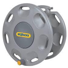 water hose reel wall mount hozelock wall mounted reel 60m capacity 2390 39 99