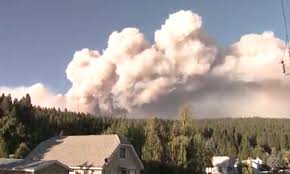 Wildfires Near Ephrata Wa by Jolly Mountain Fire Near Cle Elum Swelling In Size Columbia