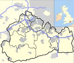Mole Map File Surrey Outline Map With Uk Png Wikimedia Commons