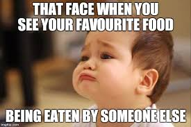 Sad Baby Meme - cute baby food meme opulent imgflip christmas2017
