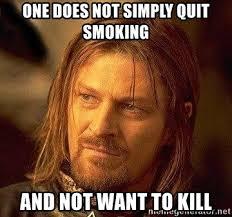 Quit Smoking Meme - jennifer thomas quit smoking meme