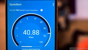 mobile speed test android state of mobile networks usa february 2017