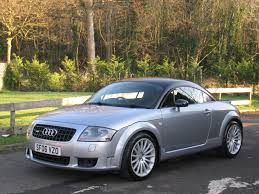 history of audi tt used 2006 audi tt mk1 99 06 quattro sport for sale in east