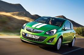 opel corsa 2002 interior opel corsa celebrates 30 years today car culture news