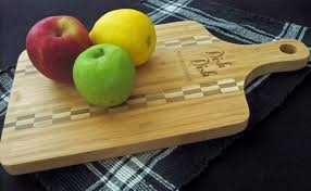 dish dish bamboo cutting board