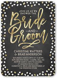 couples wedding shower invitations couples bridal shower invitations shutterfly