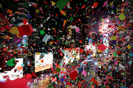 happy thanksgiving glitter images americans ring in 2017 millions pack into times square to kick