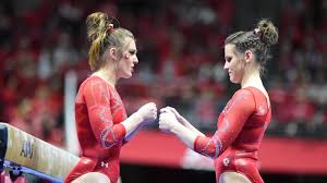 Desert Lights Gymnastics No 5 Utes To Compete At Arizona State Utahutes Com University