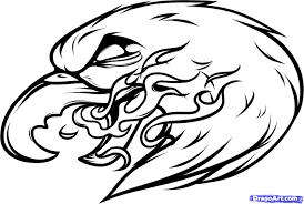 how to draw an eagle tattoo eagle tattoo step by step tattoos