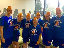 custom t shirts for chegg u0027 synchronized swim team halloween