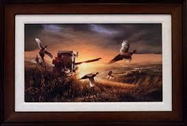 redlin terry framed wildlifeprints com