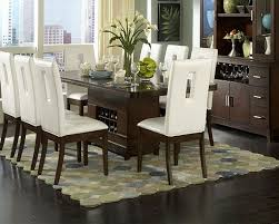 white storage dining table dining room captivating modern contemporary dining table decor