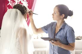 makeup schools las vegas bridal makeup artist articles easy weddings