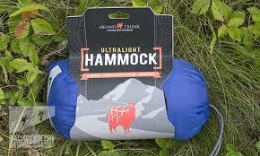 grand trunk hammock review