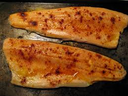 cuisiner filet de truite le sacristain filets de truite paprika espagnol fumé