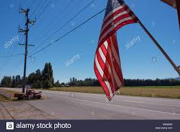 Country American Flag Truck With American Flag Stock Photos U0026 Truck With American Flag