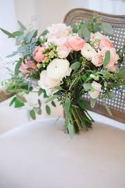 bridal bouquet wedding wednesday blush bridal bouquet inspiration flirty