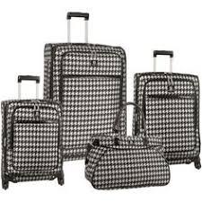 black friday luggage sets deals jessica simpson capri 4 piece luggage set 160 liked on