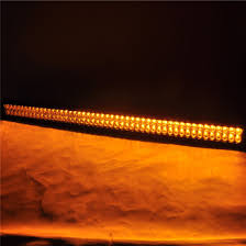 orange led light bar china wholesale car parts accessories 12 volt led light bar off road