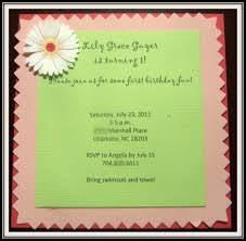 Invitation Card Birthday Diy Birthday Invitations U2013 Gangcraft Net