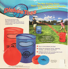 outdoor backyard diskee toss lawn game kids fun family outside