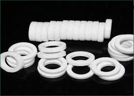 ceramic seal rings images 95 alo3 alumina ceramic seal rings high temperature resistance jpg