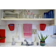 small kitchen shelving ideas small kitchen ideas tension rod above the sinks and open shelving