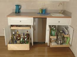 shelfgenie of miami designs creative pull out storage for your