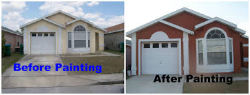house washers house painting orlando fl