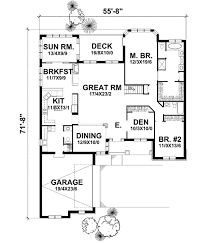 2300 Sq Ft House Plans House Plans Single Story 2300 Sq Ft
