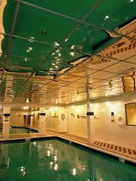 amazon com 2 u0027 x 2 u0027 mirror ceiling tiles 10 home u0026 kitchen