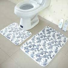 Navy Bath Rug Navy Blue Bathroom Rug Set Ward Log Homes