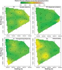 frontiers estimating and mapping ecological processes