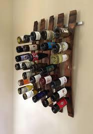 decor extraordinary wall mounted wine rack systems u2014 fujisushi org