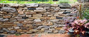 Garden Wall Retaining Blocks by Dry Stone Walls By Hammerhead Stoneworks Landscape Pinterest