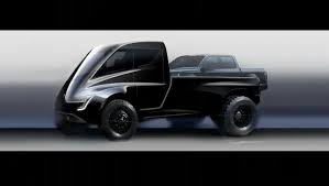 concept semi truck this tesla pickup truck concept looks ridiculous