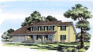 Build Small Saltbox House Plans by House Plan 20404 At Familyhomeplans Com