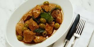 cuisiner le roti de veau rôti de veau aux olives recettes femme actuelle