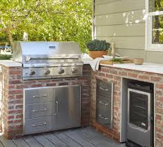 outdoor kitchen cabinet doors diy how we diyed our built in grill chris