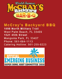 backyard bar west palm mccrays bbq west palm beach