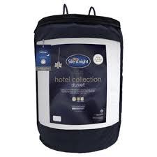 Silent Night King Size Duvet 13 5 Tog Buy Silentnight Hotel Collection 13 5 Tog Duvet Kingsize From Our