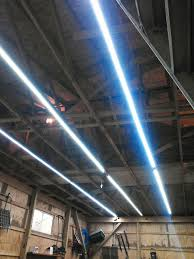 led garage lighting system diy garage lighting diy how to install led garage lighting diy