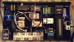 Digitech Bad Monkey My Revamped Pedalboard Guitarpedals