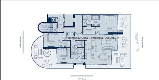 1 Bedroom Condo Floor Plans by Delectable 60 Luxury Condo Floor Plans Design Inspiration Of 28