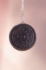squishy sandwich cookie christmas ornament urban outfitters
