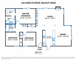 284 santa fe drive walnut creek ca listed by ken fox of east