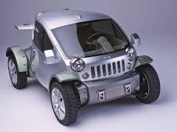 jeep concept 5 craziest jeep concepts old car memories